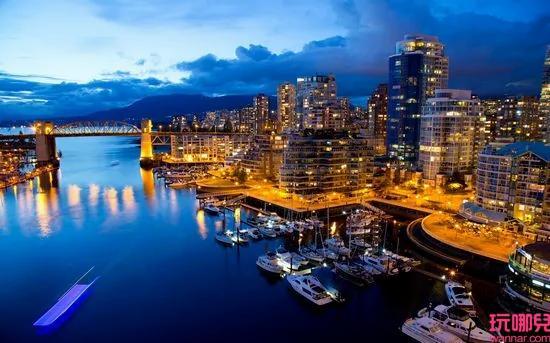 溫哥華到班夫 此景只應天上有,太美了啊!