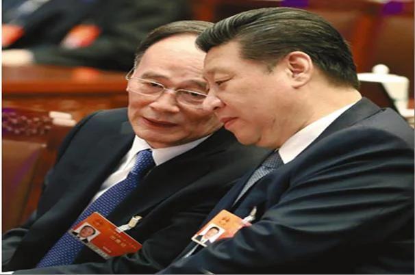 港媒:王岐山摊牌吓到曾庆红 曾独子4年不敢回国探亲