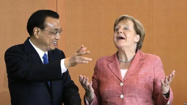 李克强见默克尔遭遇重挫 欧盟对华下狠手