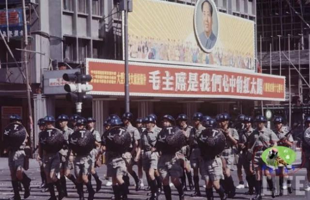 林保华:香港「六七暴动」翻案风