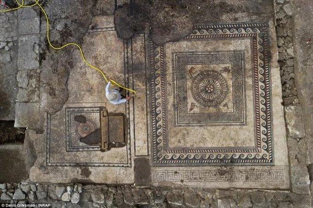 遗失之城重现可追溯到2000年前