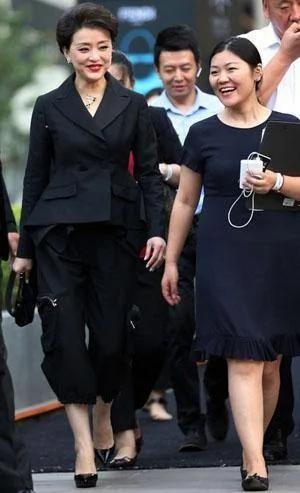 49岁杨澜近照惊艳 王朔曾骂她老公是骗子