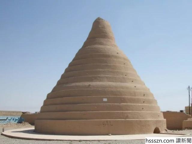 外媒:两千年前古波斯工程师已做出冰箱 炎夏储存冰块!