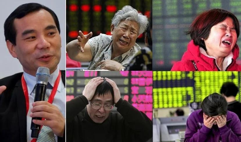 传经济政变大清算 5巨头被接管 习王反腐后效应大
