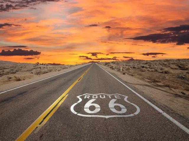 「66號公路」無數人嚮往的公路旅行勝地