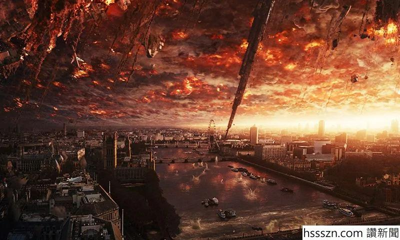 外媒:外星人真的入侵时 地球会如何应对?