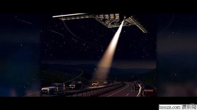 秘密太空计划制造8兆美金 UFO?