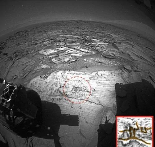 远古火星至少发生过两个大型核爆炸?