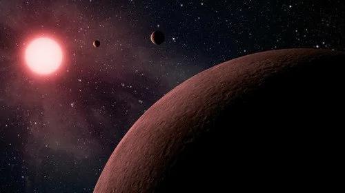 我们不孤单 NASA新发现10颗类地球行星