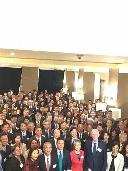 美国投资峰会揭幕 台湾派史上最大代表团与会