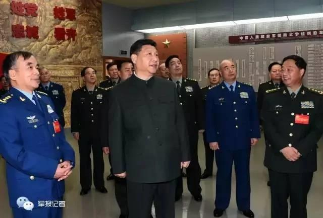 习清洗国防大学 刘亚洲提前卸任 31军嫡系接任