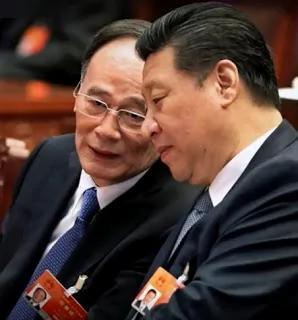 港媒:习王看谁会跳出来 一举歼之