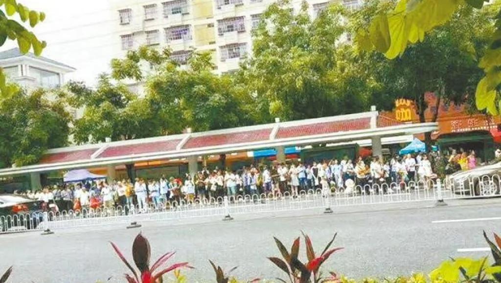 珠海公巴司机罕见罢工 加薪四成平息众怒