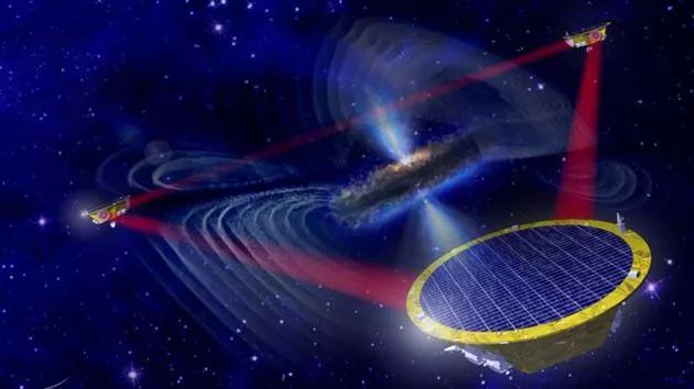欧洲正式批准引力波探测项目 计划2034年发射