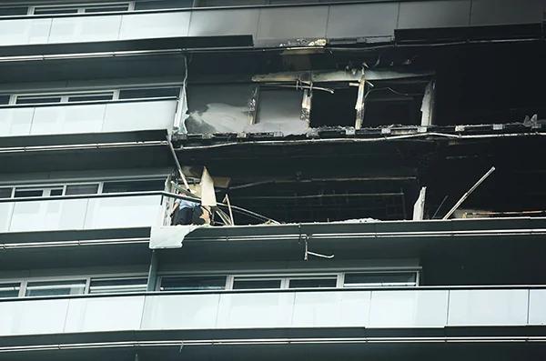 杭州豪宅縱火案:保姆曾向女主人借款10萬 還有偷竊行為