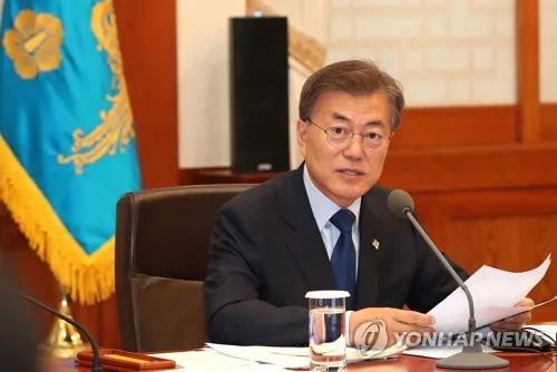 韩媒:文在寅称朝鲜不久即将拥有载核弹头洲际导弹