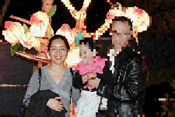 把女儿偷送回中国7年 单亲妈被判绑架入狱7年