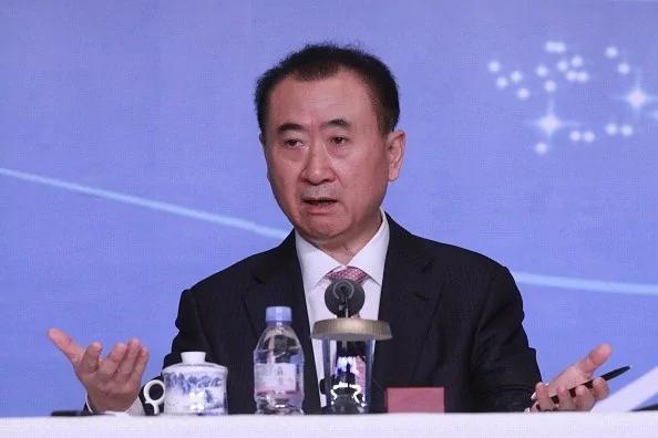 """王健林传""""政治风险"""" 财新网""""曲线辟谣"""""""
