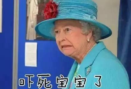"""91岁女王""""惹祸"""" 没系安全带被举报"""