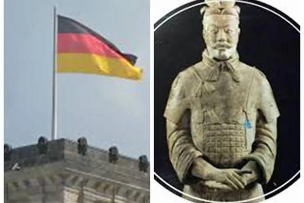 我们佩服德国人的严谨与认真 其实中国有一个朝代比他们还卓越