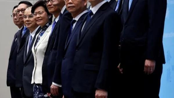 中國-香港 失敗的一國兩制