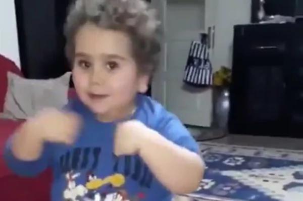 土耳其小胖弟热舞 轻盈舞步萌到J.K.罗琳都转发