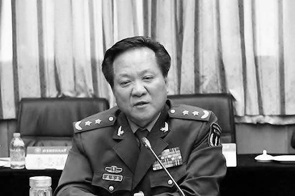 原二炮副司令王久荣落马 曾空运娃娃鱼献媚徐才厚