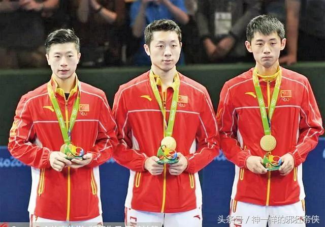 男乒变天他成1号 蔡振华这阵容能赢日本?