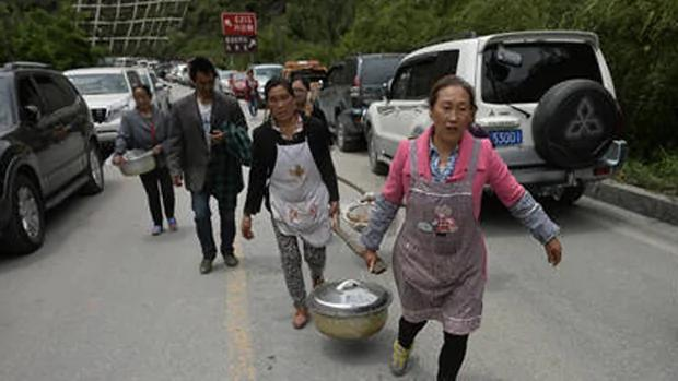 茂县山体垮塌事件全面维稳 中宣部禁止报道