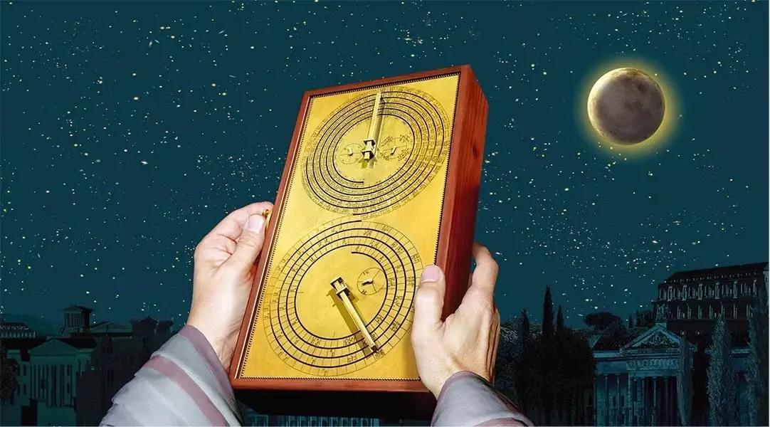 这台两千年前的计算机 为古希腊人预测日食