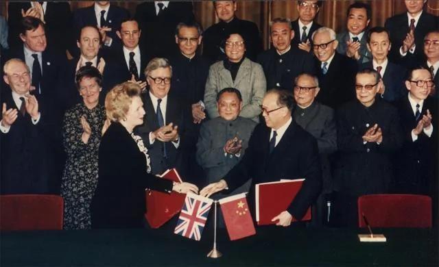 称中英联合声明无效 中外交部被批犯大错