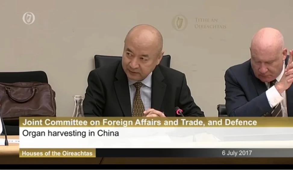 """外媒 """"他还活着"""":医生解释在中国摘取器官的现实"""
