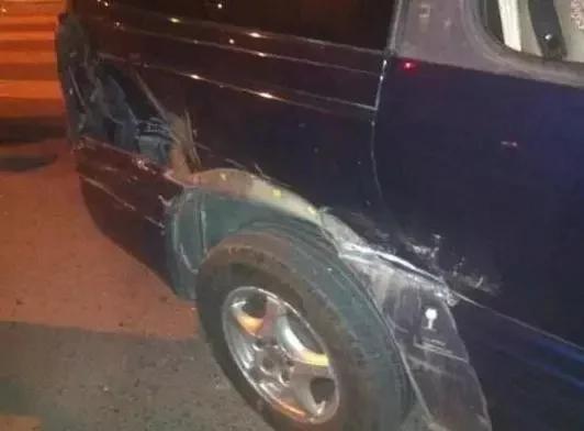 安徽男子开车撞倒女子后 拖上车强奸再抢劫!