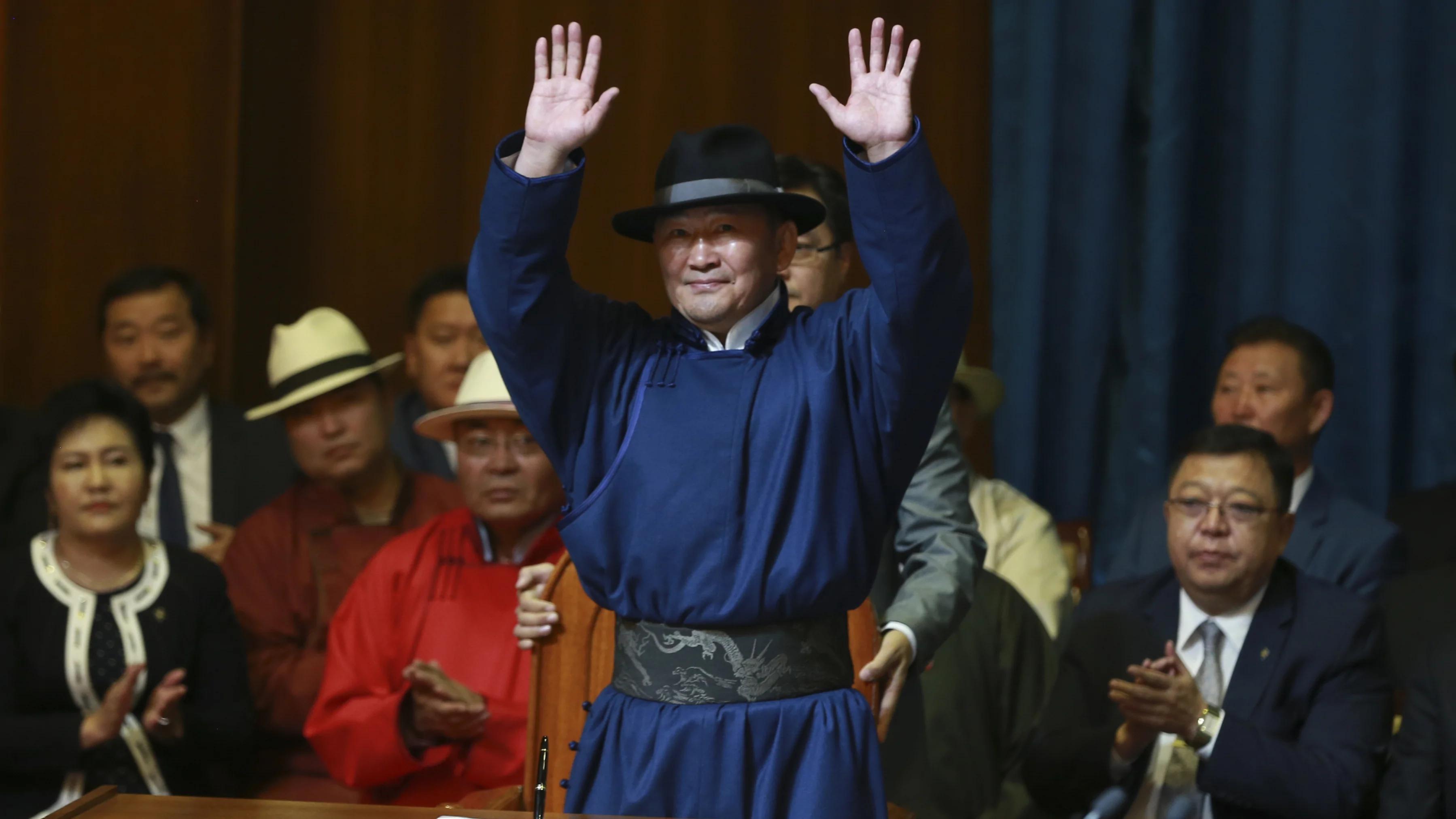 俄专家:蒙古新总统会限制中共扩张
