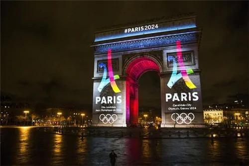 巴黎和洛杉矶同时赢得奥运会承办权