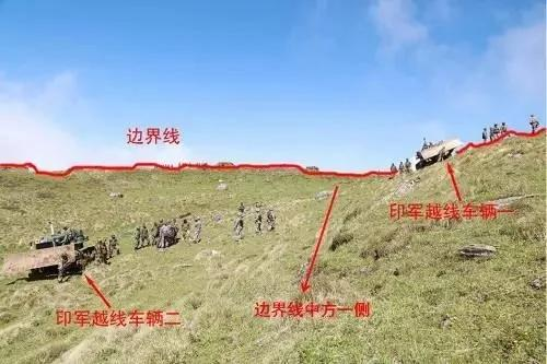 """印军边境屯兵20万坐等""""中方第一枪"""" 中印扎营对峙仅隔百米"""