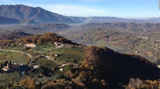 探访意大利神秘地带:未出现在地图上