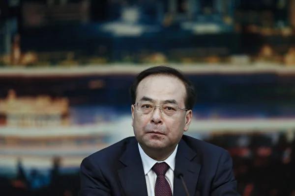 """港媒:""""储君""""孙政才涉严重违纪在京被扣 案涉何挺还是令计划?"""