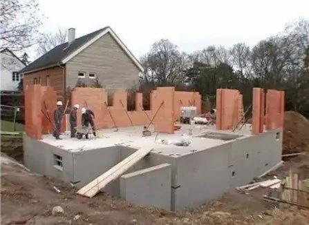 又一次震撼 德国人的红砖房居然可以这样盖