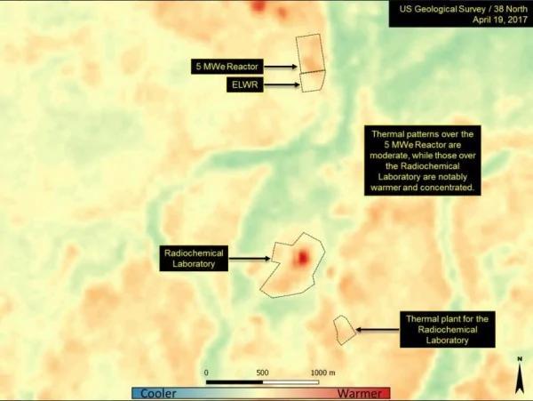 热成像拍到核厂升温 美智库:北韩企图增加核武