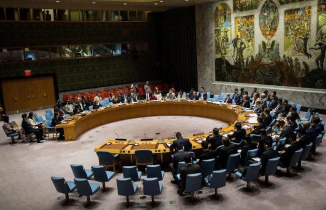 联合国总部准流氓国入 却挡台人参观 美媒抱不平