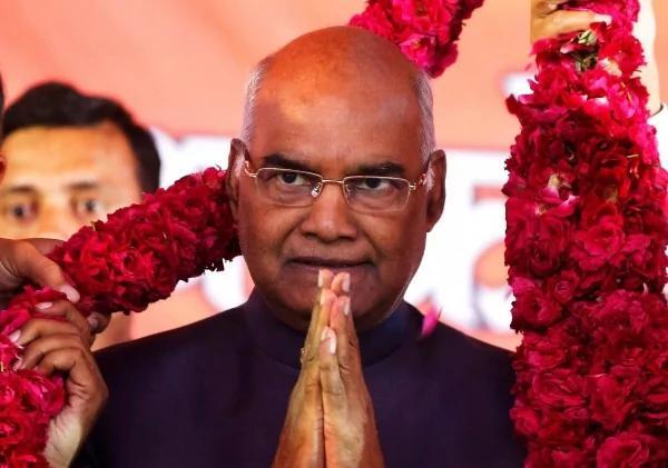重大突破! 印度总统宝座将由贱民上位
