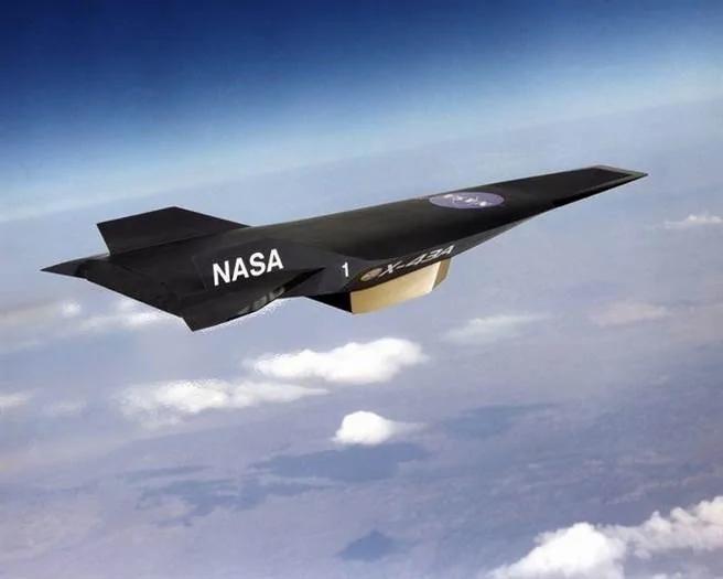 美澳极超音速飞弹Hifire4完成8马赫试验