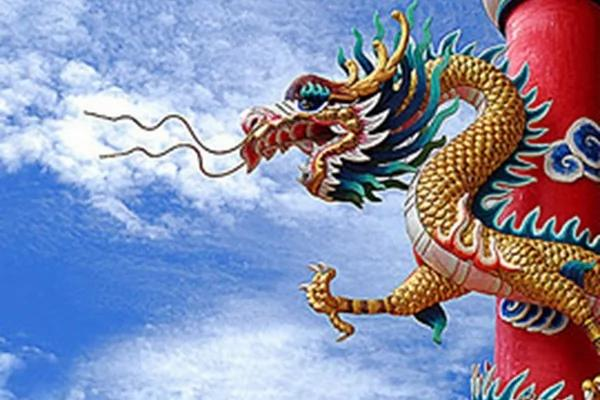 中国最后一条真龙现身 震惊世界