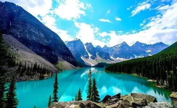 加拿大众多国家公园免费开放 快去逍遥啊