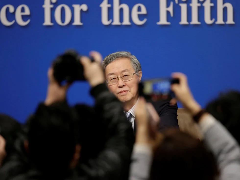 周小川即将卸任 接任人选均跻身十九大代表