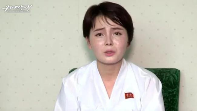 著名脱北美女惊现平壤金正日全球绑架美女 朝鲜绑架18万外国人