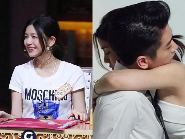 陈妍希自曝陈晓对她的私下爱称 说完这4字捂起了脸