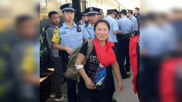参与六四纪念活动 再有两人遭正式逮捕