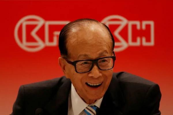 香港首富李嘉诚 1989年就想入籍英国
